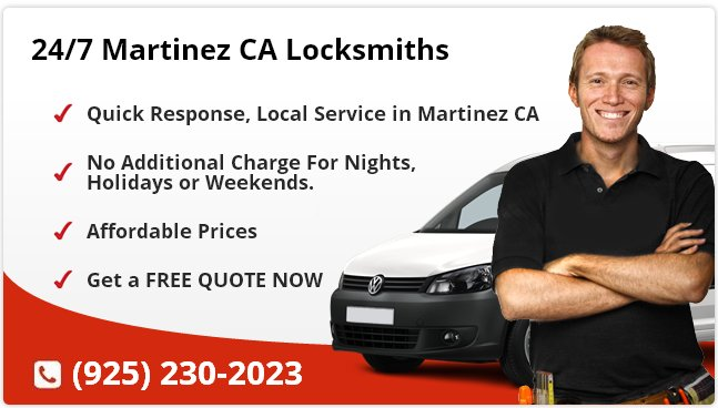 Martinez CA Locksmith